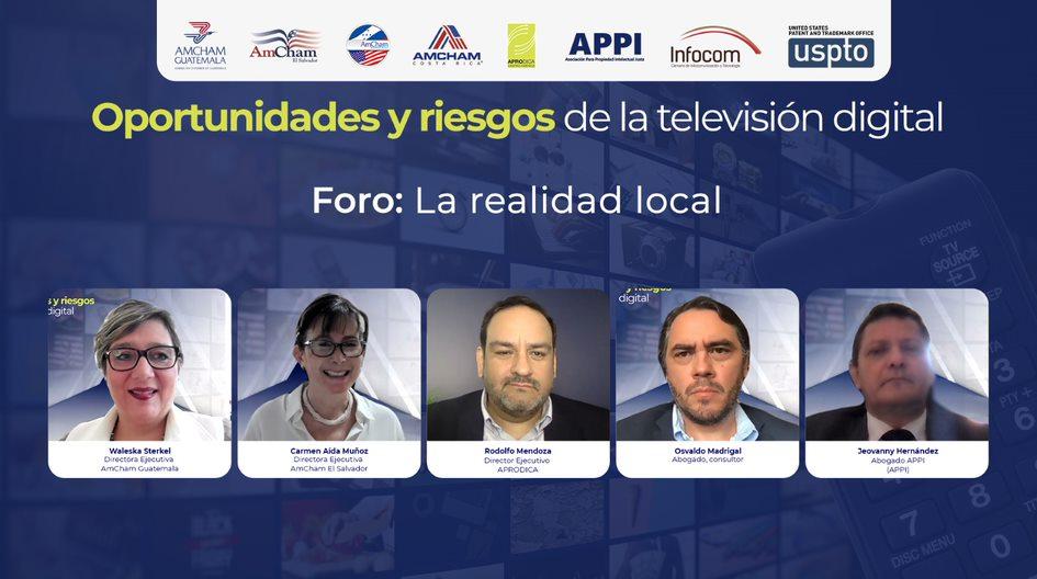 FORO PIRATERÍA EN TELEVISIÓN DIGITAL AmCham