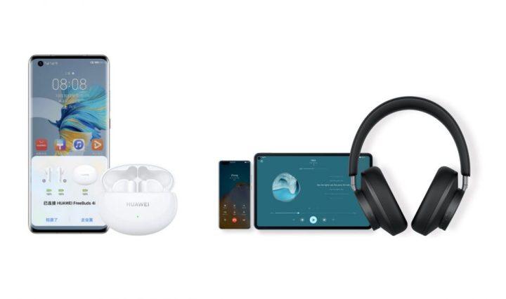 FreeBuds 4i, Studio Huawei