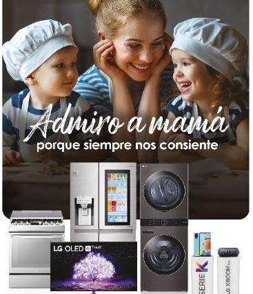 LG, Admiro a Mamá