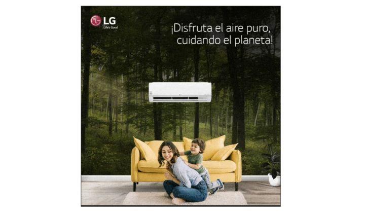 LG celebra Dia de la Tierra