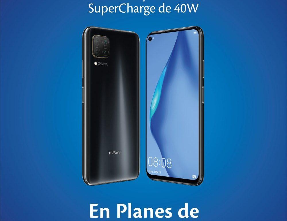 Tigo - Huawei P40 lite