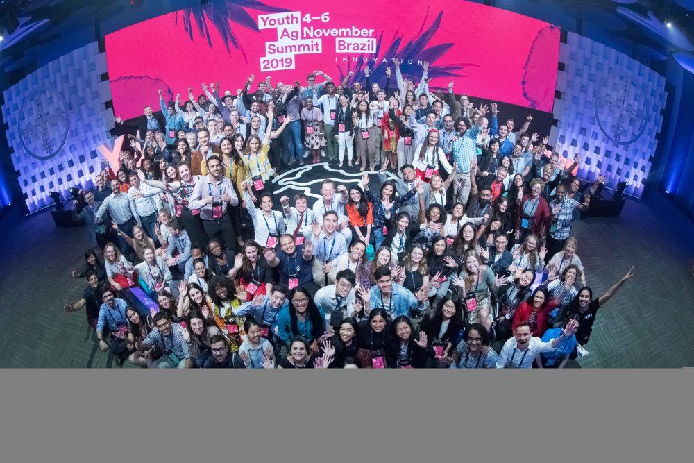Cumbre de Jóvenes por la Agricultura 2021 YAS