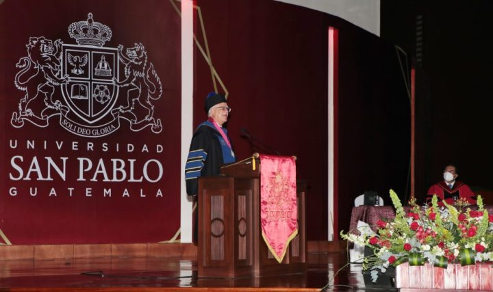 Universidad San Pablo dr. rafael mejicano