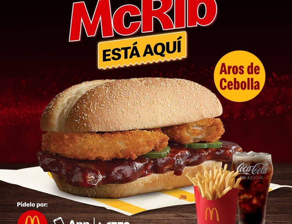McDonalds McRib