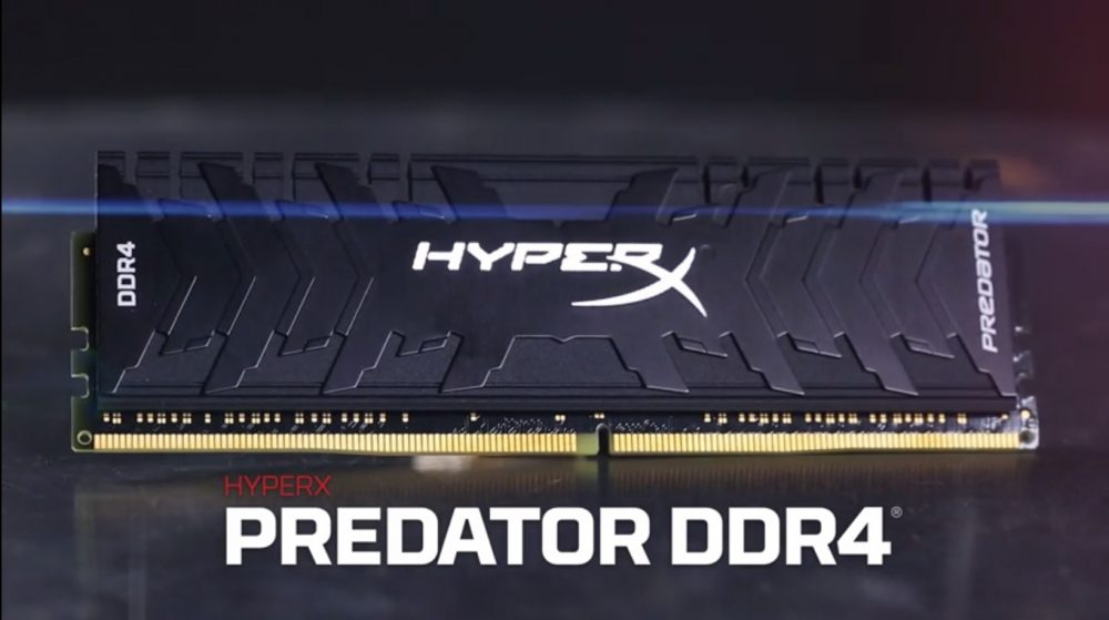Predator DDR4 HyperX