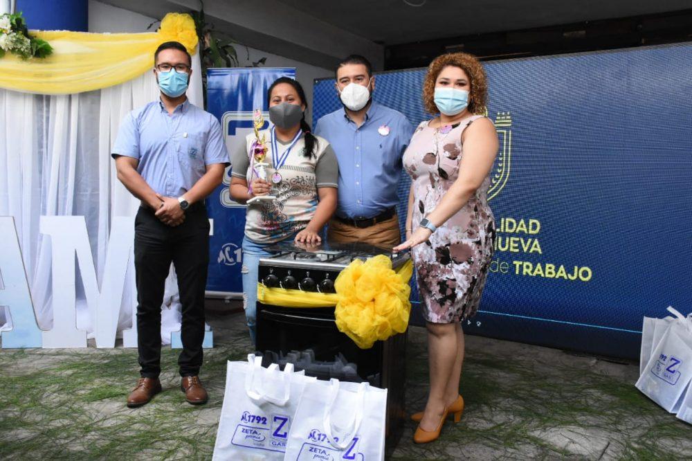 Zeta Gas celebraron el Día de la Madre