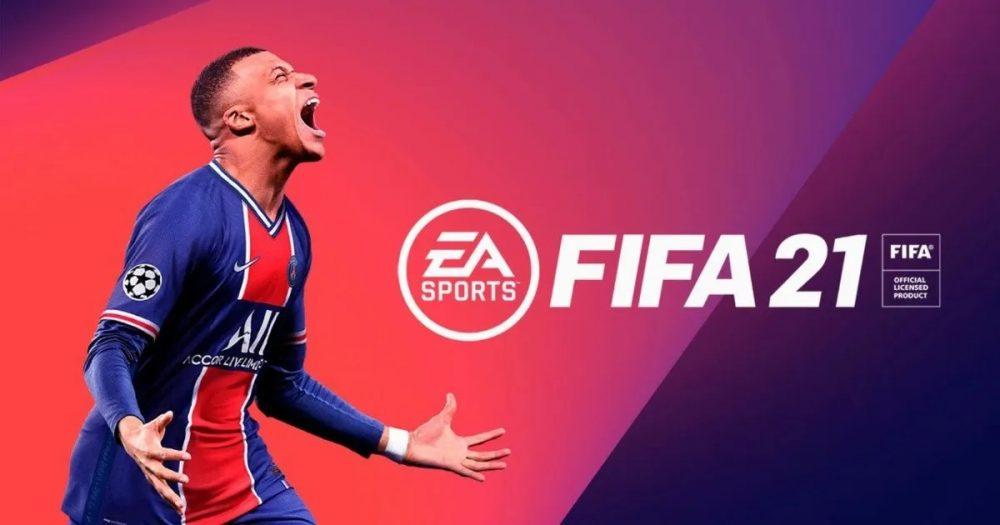 FIFA 21 ESET