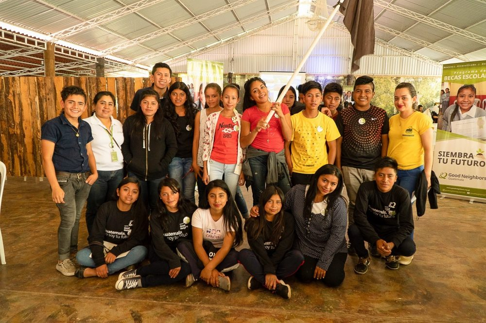Apadrina Good Neighbors Guatemala