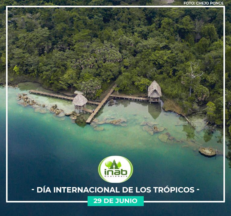 Inab Día Internacional de los Trópicos