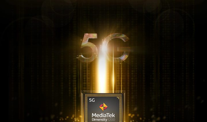 Dimensity 5G MediaTek