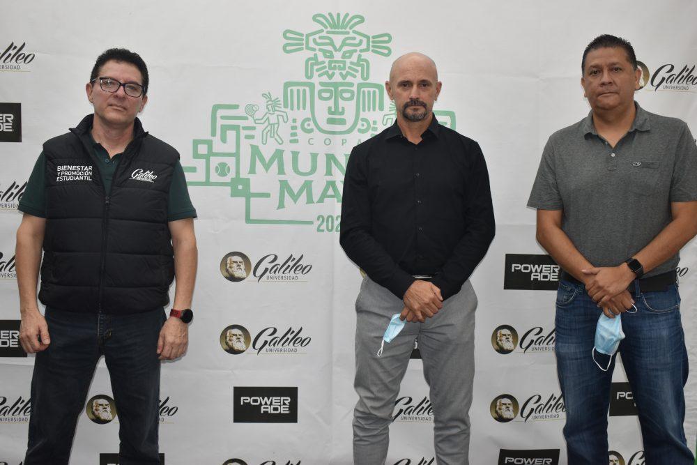 Torneo Internacional Juvenil de Tenis Copa Mundo Maya.