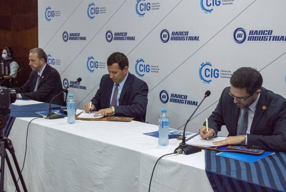 Corporación Bi y Cámara de Industria de Guatemala