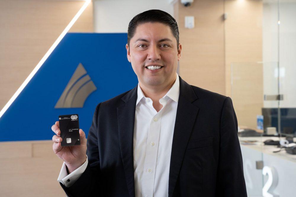Ernesto Arrivillaga, Gerente Conticredit G&T Continental
