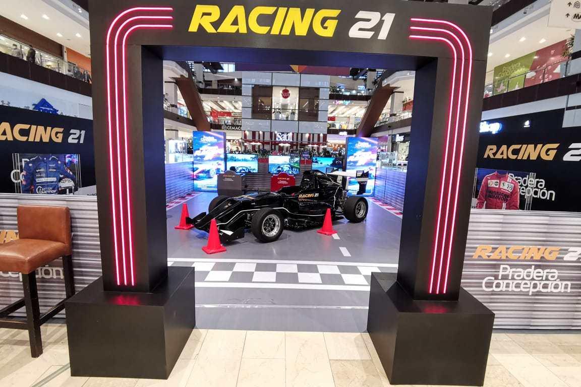 Pradera concepción Experiencia Racing