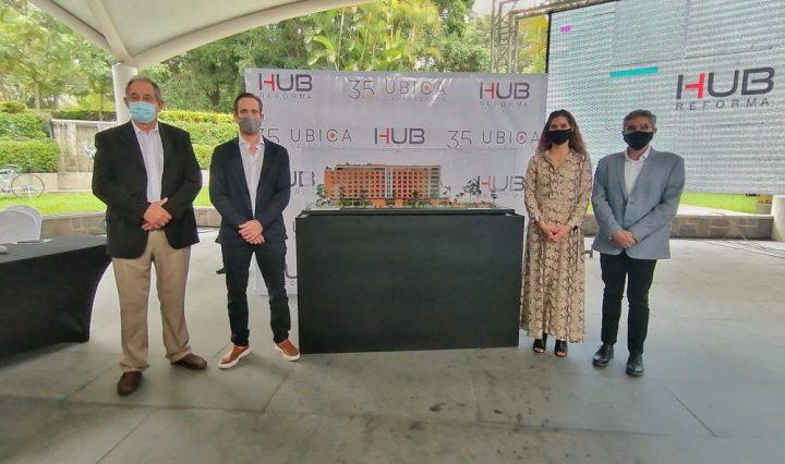 HUB Reforma Ubica desarrollos