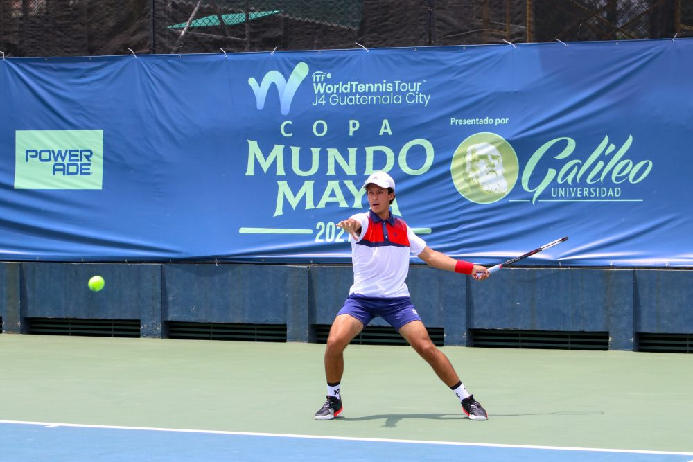 Copa Mundo Maya 2021 Tenis