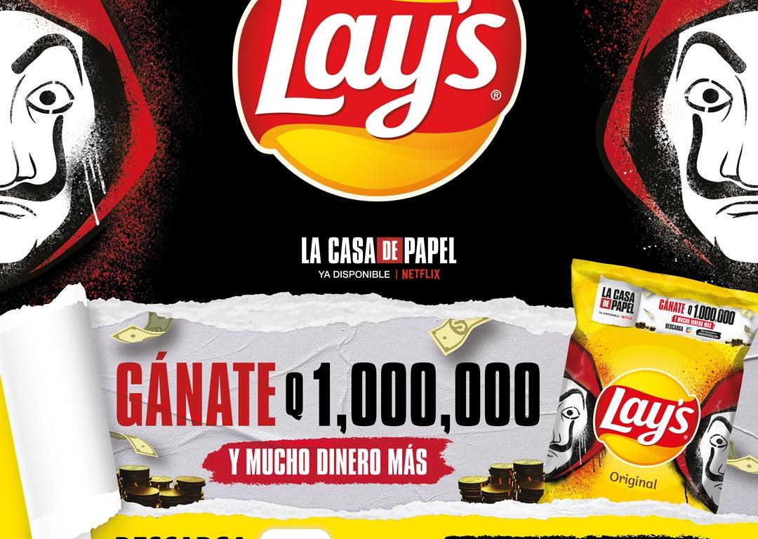 El Botín de Frito Lay GUATEMALA-BAJA