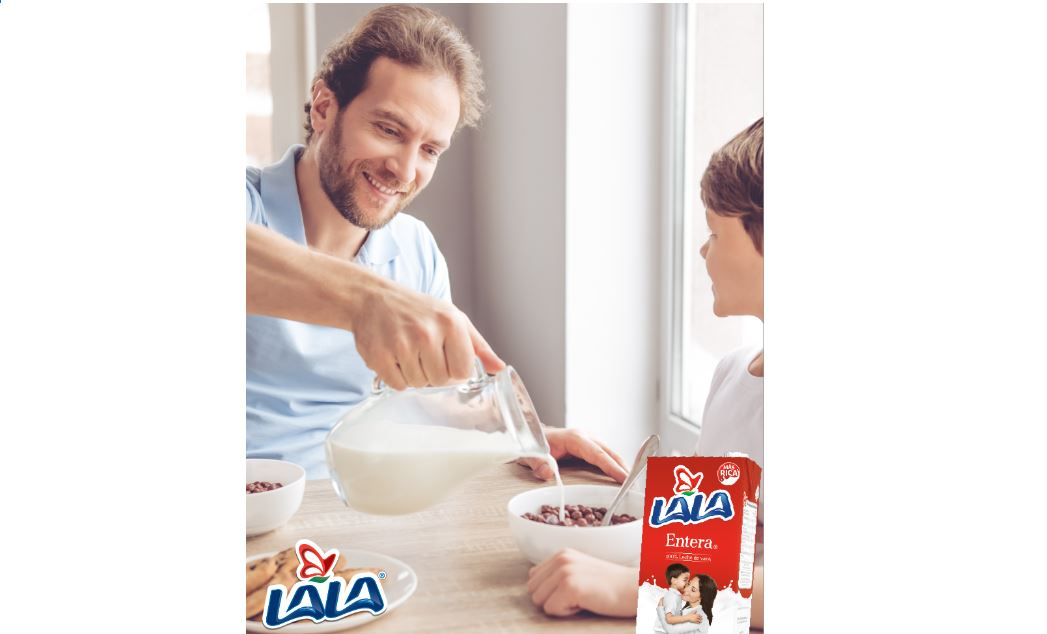 lala leche