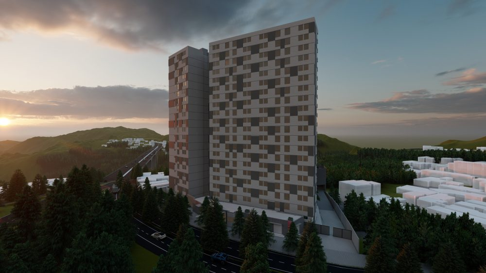 Próspera apartamentos