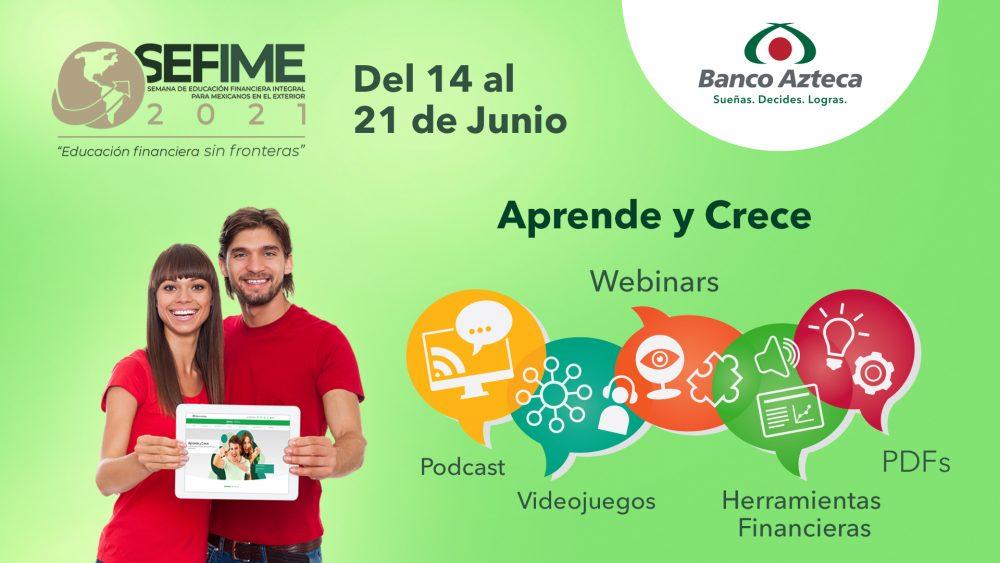 'Aprende y Crece' de Banco Azteca