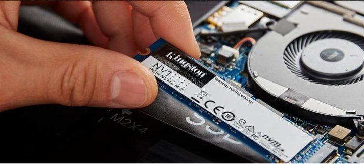 unidad SSD NV1 de Kingston Technology