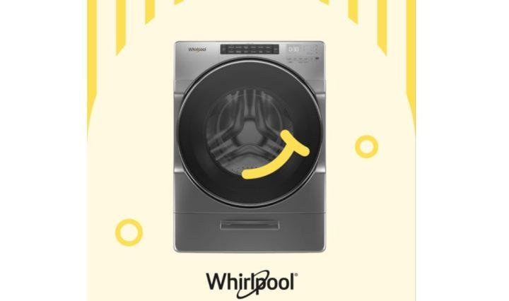 Whirlpool Yellow Day