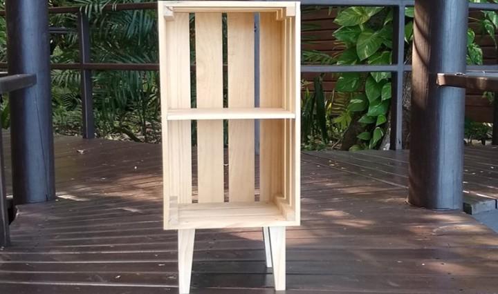 Wooden Cajas EMPRENDE BOSQUES INAB