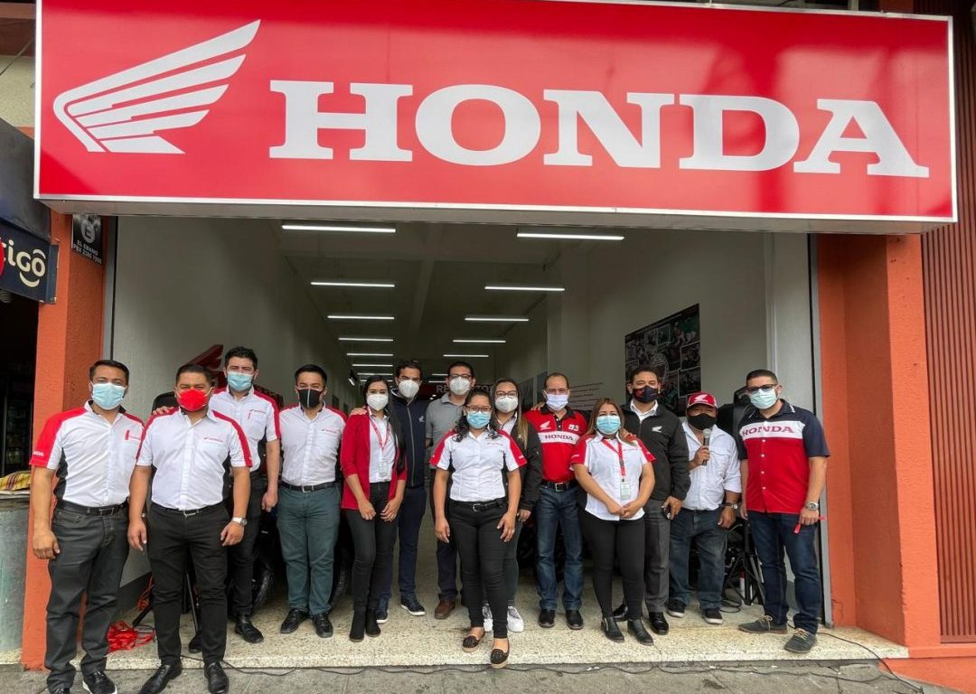 Agencia zona 6 Honda motos