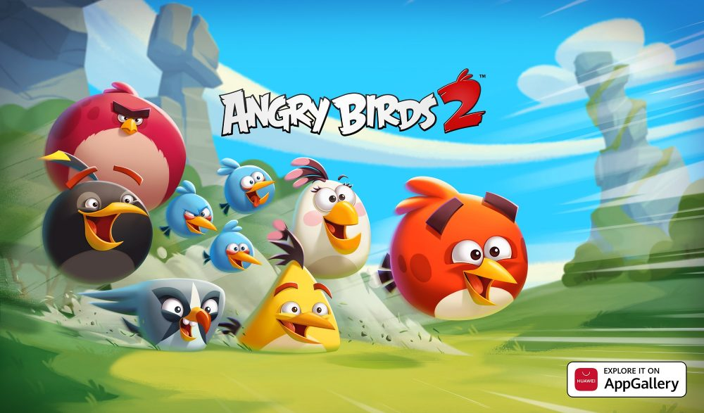 Angry Birds Huawei AppGallery