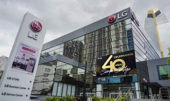 Aniversario 40 LG