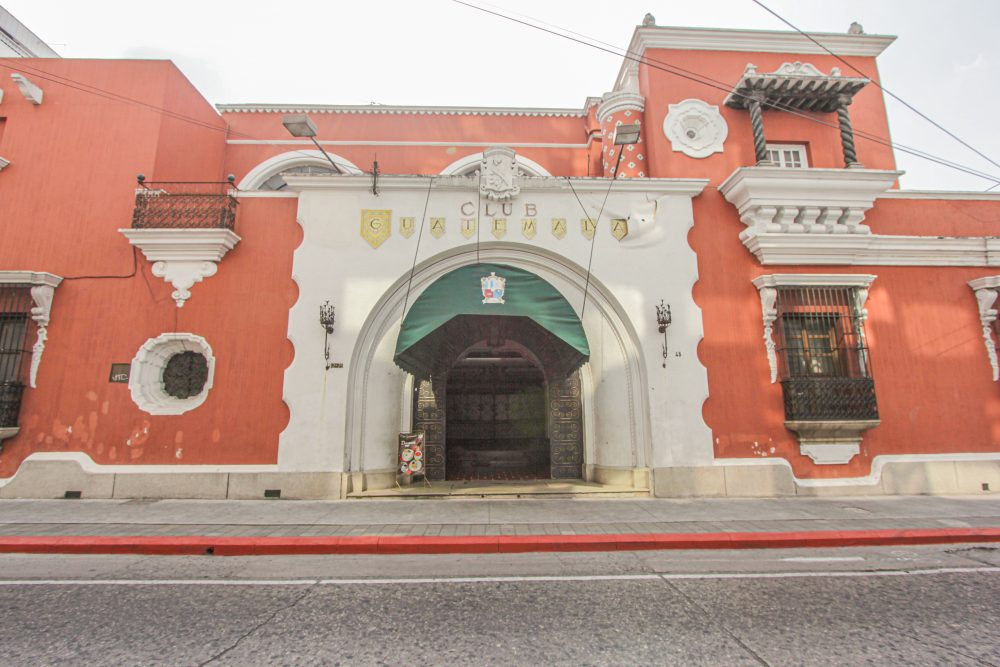 CLUB GUATEMALA bicentenario ruta