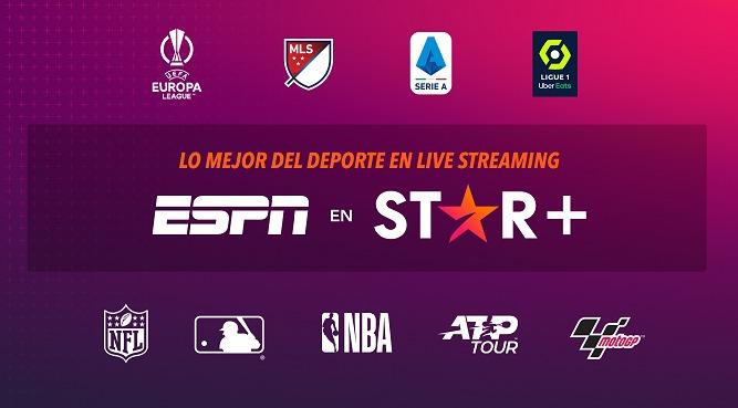 ESPN- STAR+
