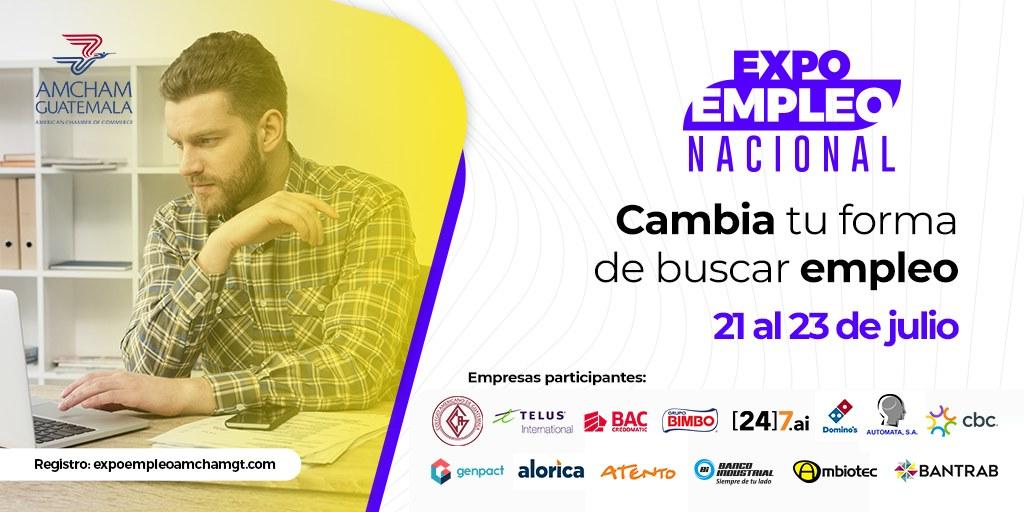 Expo Empleo Nacional JULIO