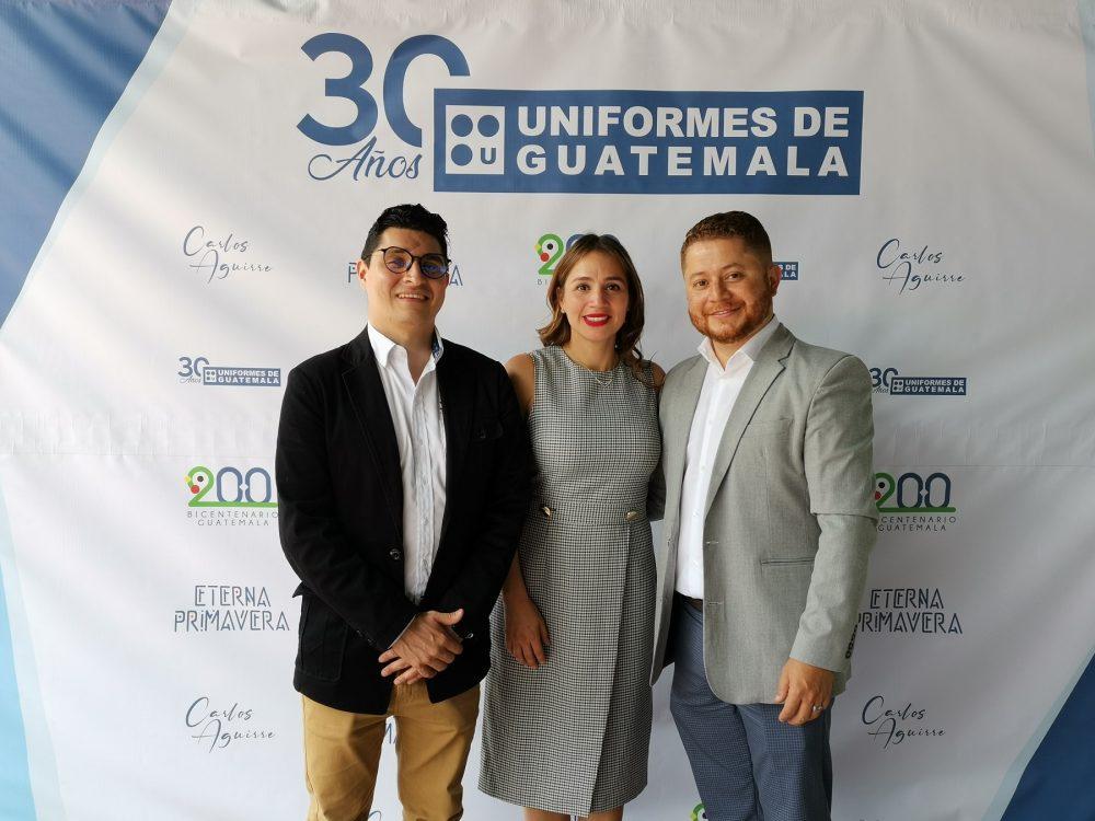 uniformes de Guatemala independencia mascarillas