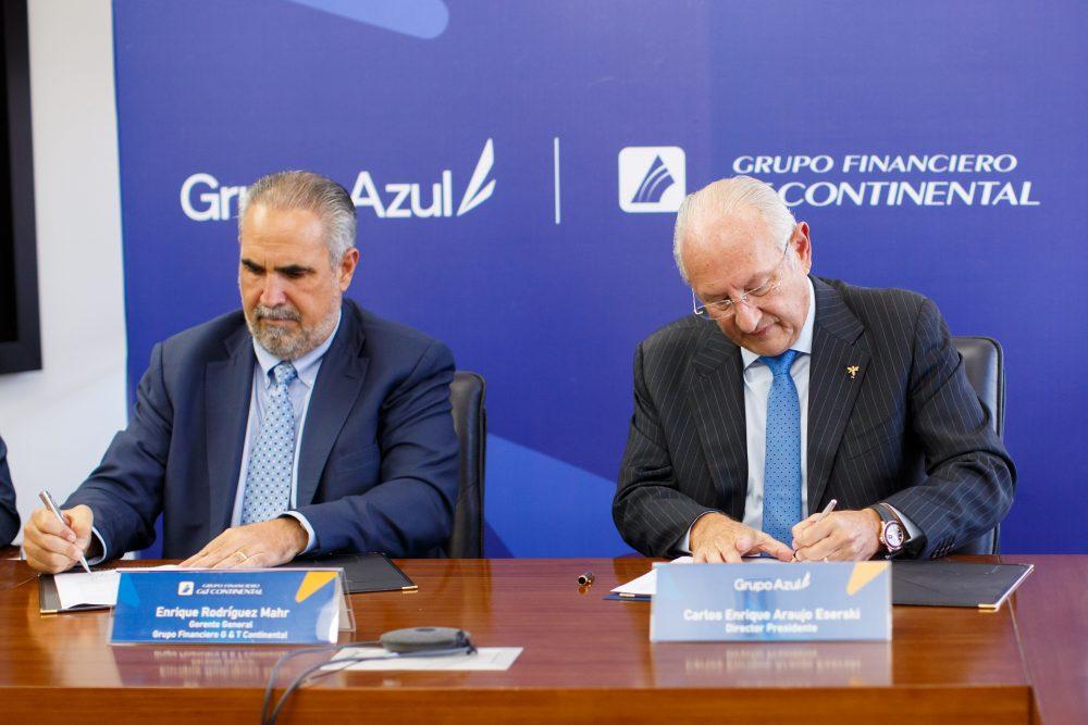 Foto oficial Grupo Financiero G&T Continental