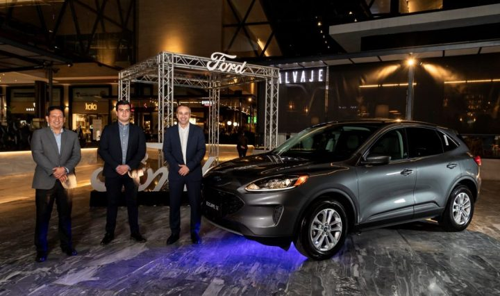 Ford Escape SUV excel