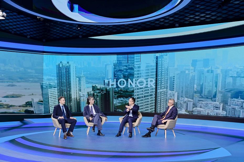 Global CEO Tech Talk honor