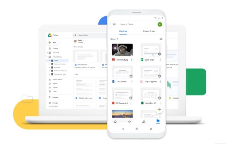 Google cloud davivienda