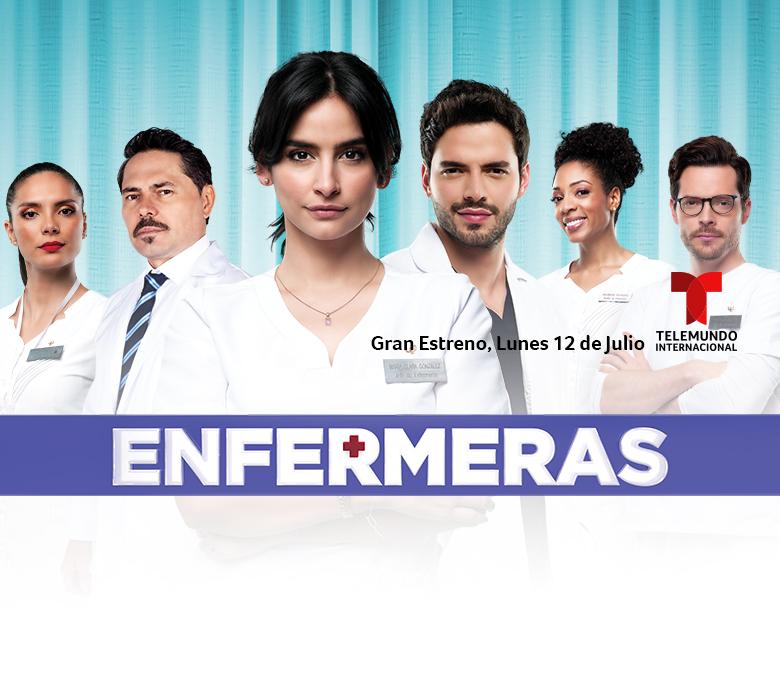 Telemundo internacional enfermeras