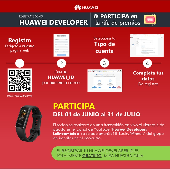 Huawei HMS University Alliance Contest