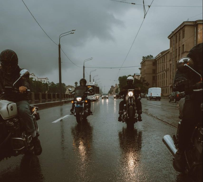 ASIM motos lluvia