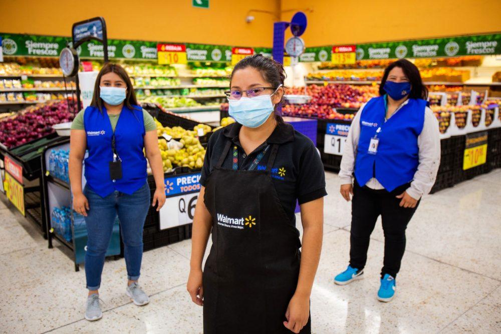 Walmart empleos mujeres