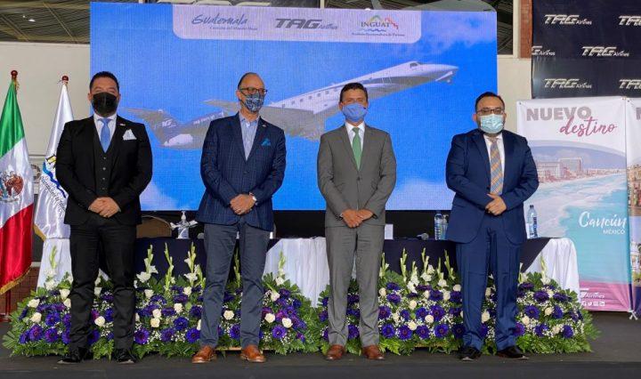 TAG Airlines NUEVAS RUTAS