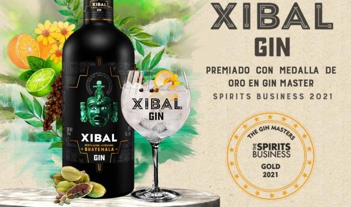 Xibal Gin concurso