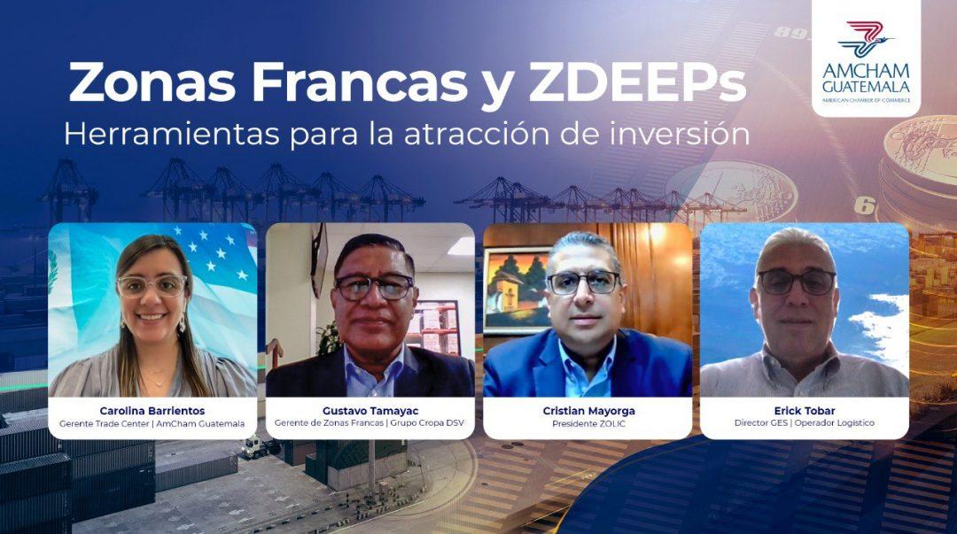 Zonas Francas y ZDEEPs