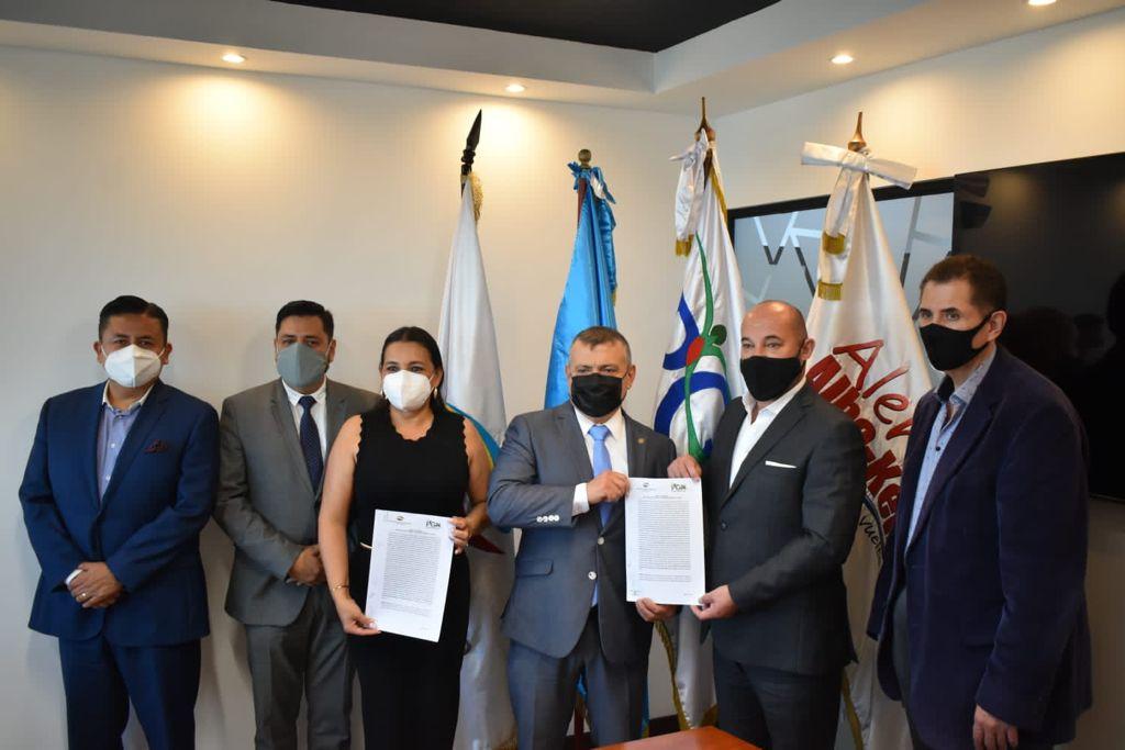 FUNDACION AZTECA GUATEMALA Y PROCURADURIA GENERAL DE LA NACIÓN
