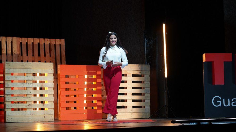 Analy Herrera TEDx
