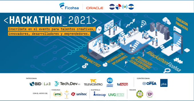 Oracle y ficohsa lanzan 1er. Hackathon