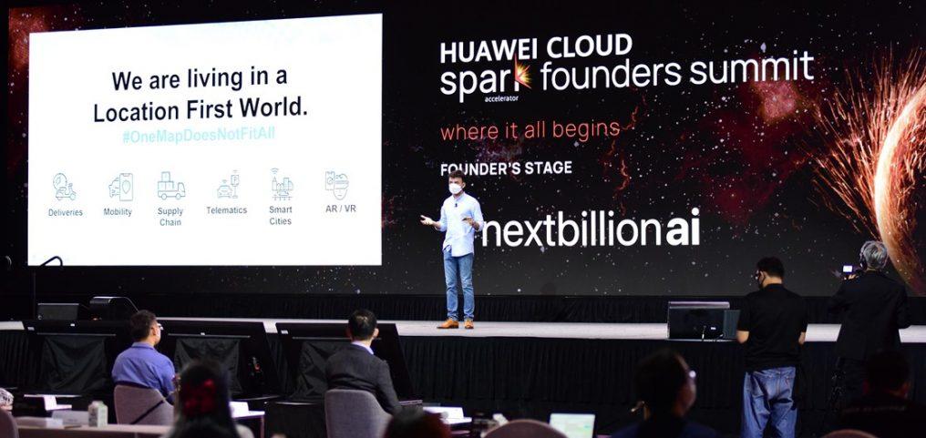 Ecosistemas emergentes Huawei