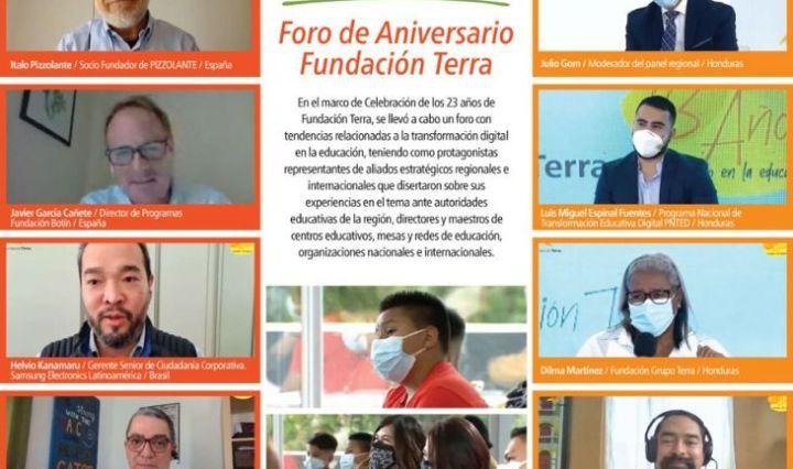 Foro Fundacion Terra Samsung